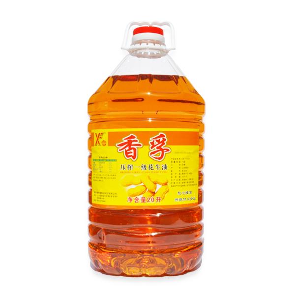 浓香花生油20L